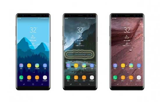 Samsung Galaxy Note 8 Cost and Version