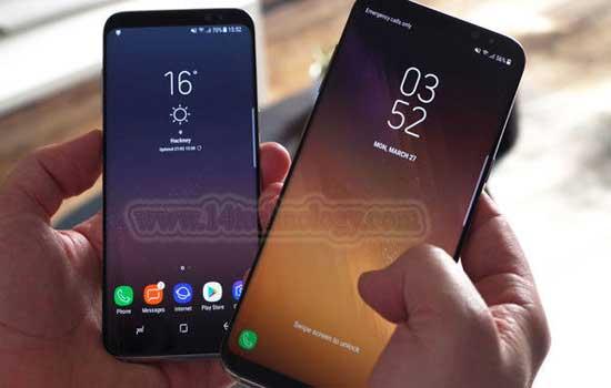 Samsung Galaxy S9 advantage